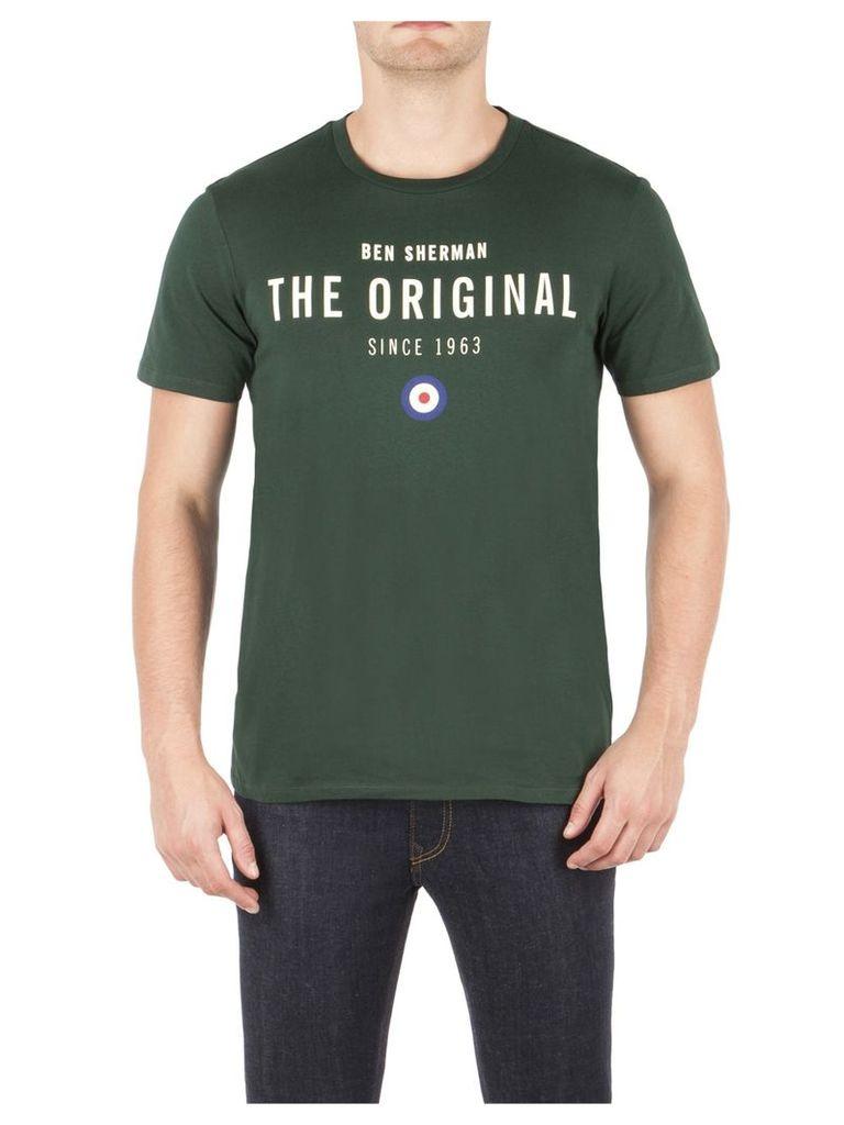 Heritage T-Shirt Lge Pine Grove