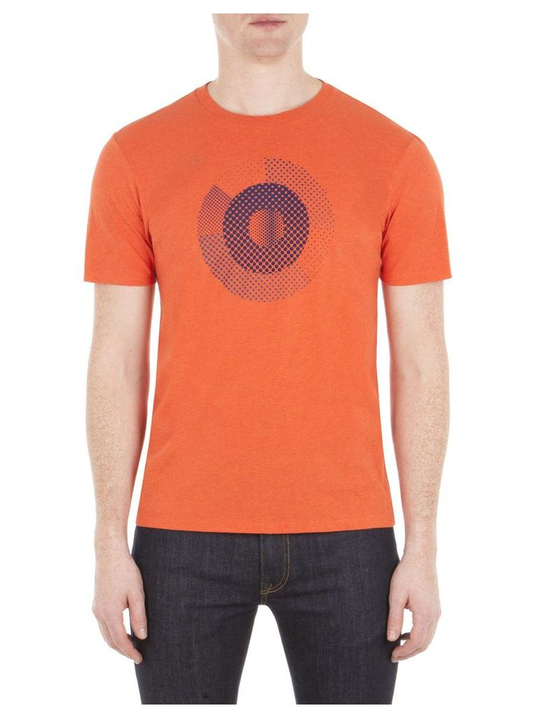 Hero Pixelated Target T-Shirt XXL F22 Mecca Orange Mar
