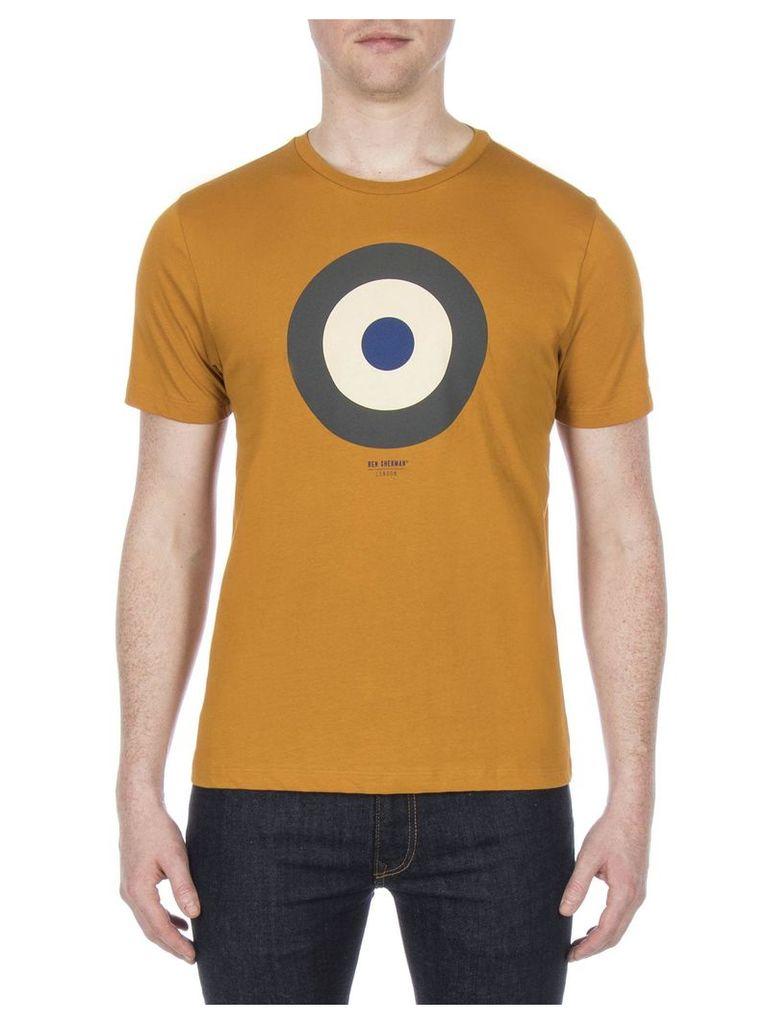 Target T-Shirt Med BUCKTHORN BROWN