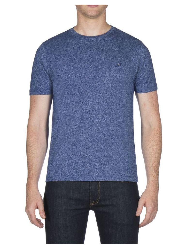 Plain Grindle T-Shirt Med Royal Blue