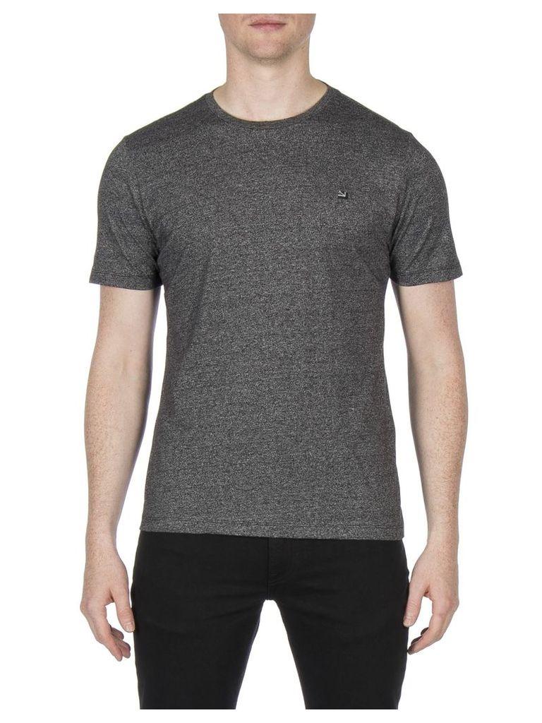 Plain Grindle T-Shirt Med Black