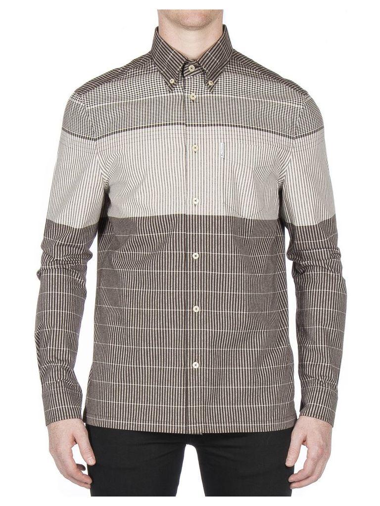 Long Sleeve Selector Archive Shirt Lge Cocoa