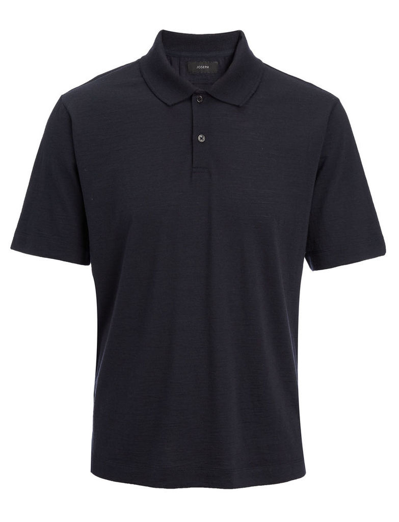Wool Jersey Polo