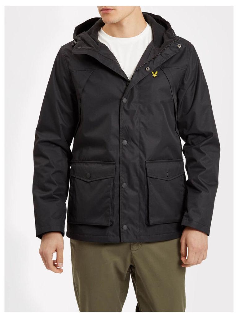 Lyle & Scott Micro Fleece Lined Jacket