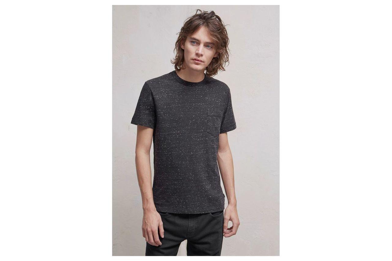 Granite Grindle Jersey T-Shirt - black