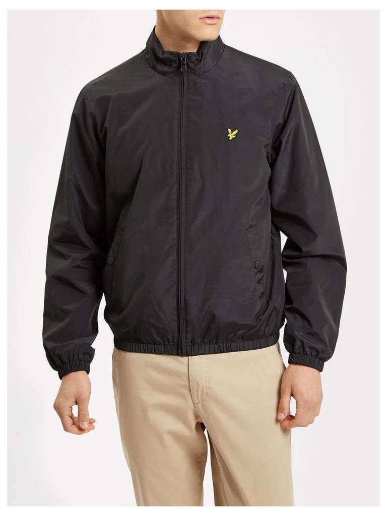 Lyle & Scott Funnel Neck Zip Through Jacket
