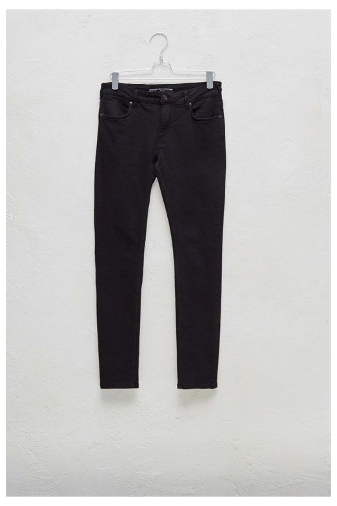Rebound Stretch Extra Skinny Jeans - black