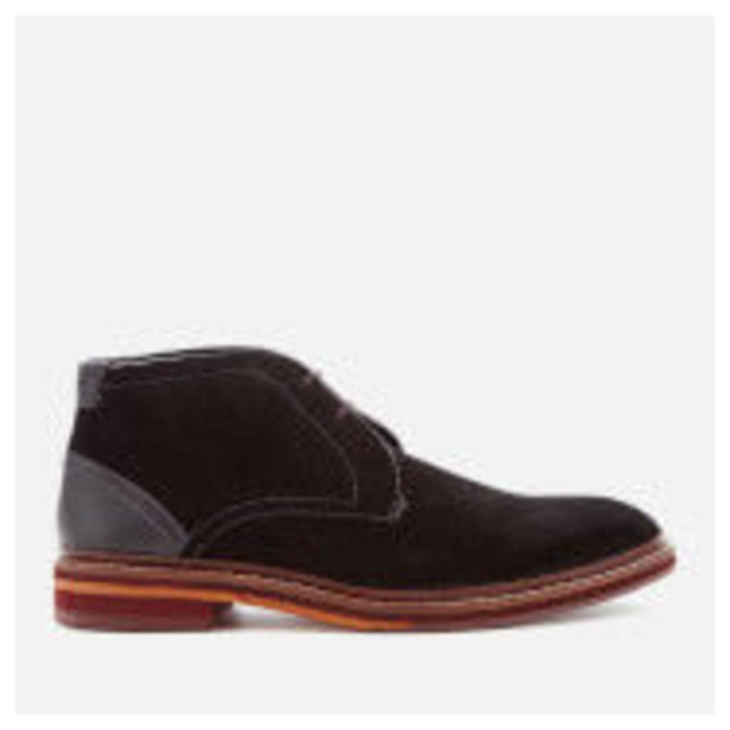 Ted Baker Men's Azzlan Suede Desert Boots - Black