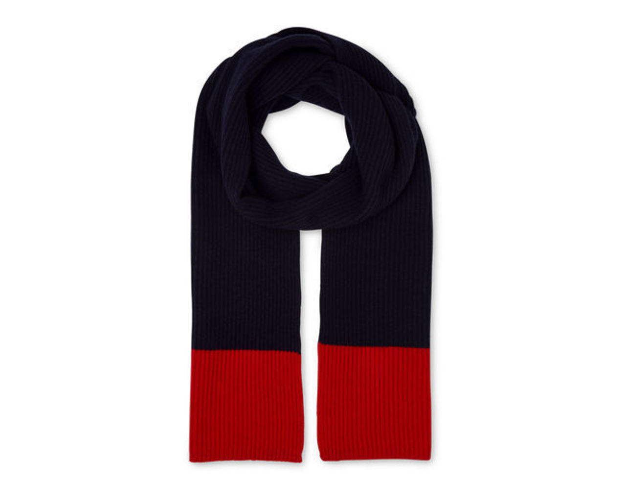 Colour Block Scarf