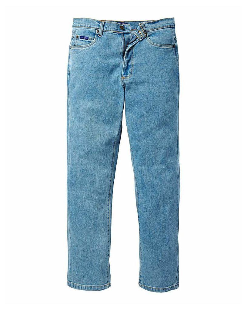 UNION BLUES Stretch Denim Jeans 25in