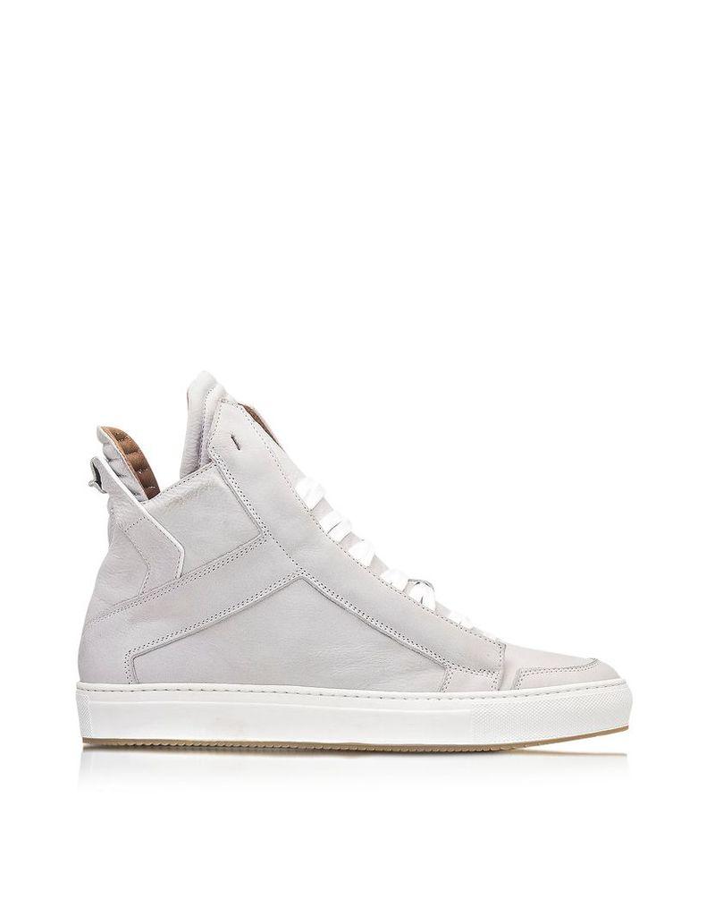 Ylati Shoes, Zeus Upper White Men's Sneaker