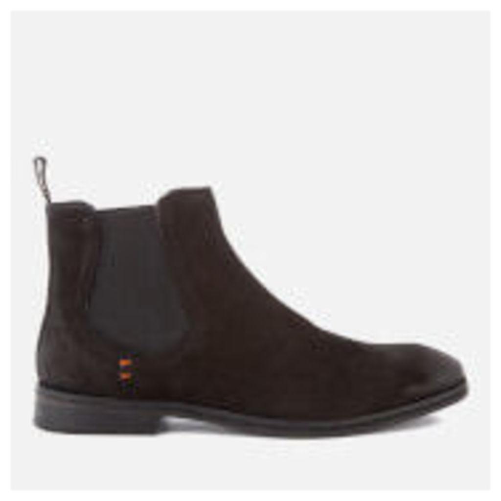 Superdry Men's Meteora Nubuck Chelsea Boots - Black