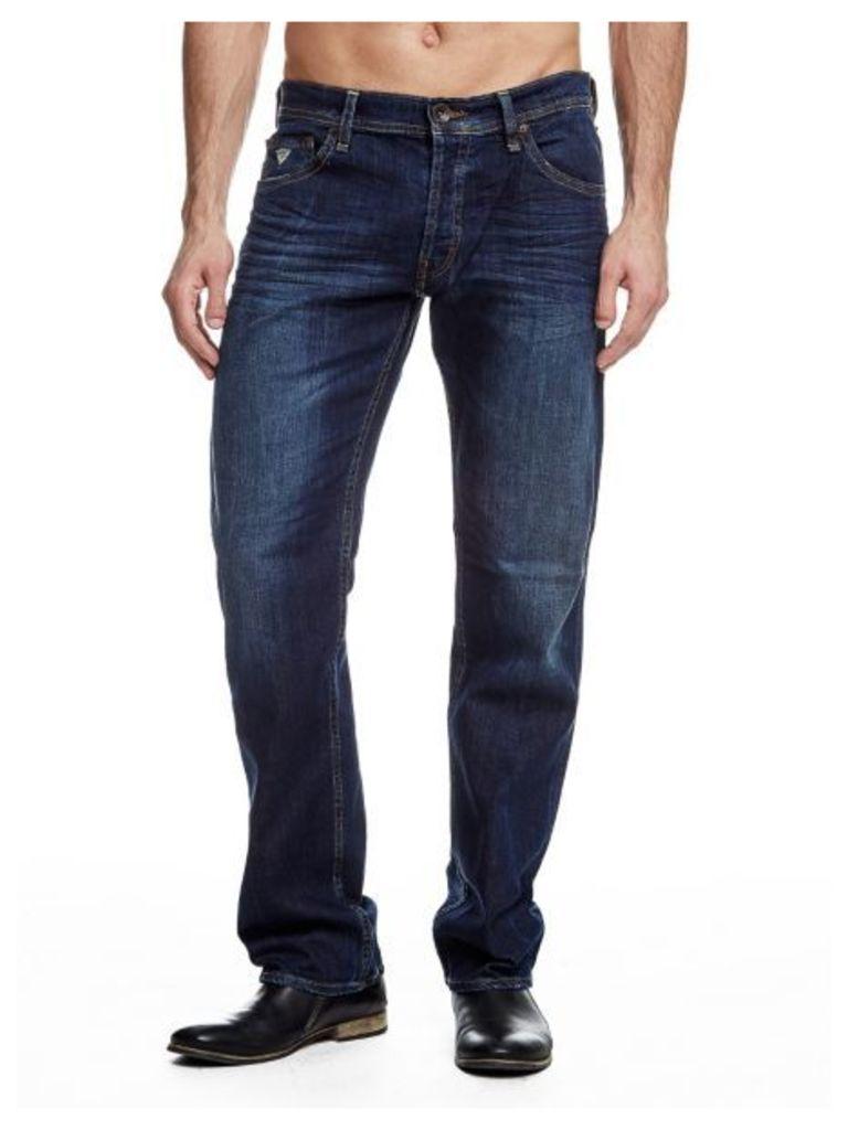 Guess 5-Pocket Model Regular Jeans