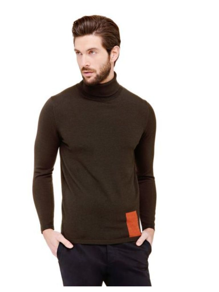 Marciano Guess Marciano Wool Blend Turtleneck