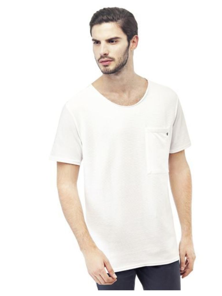 Guess T-Shirt With Front Pocket