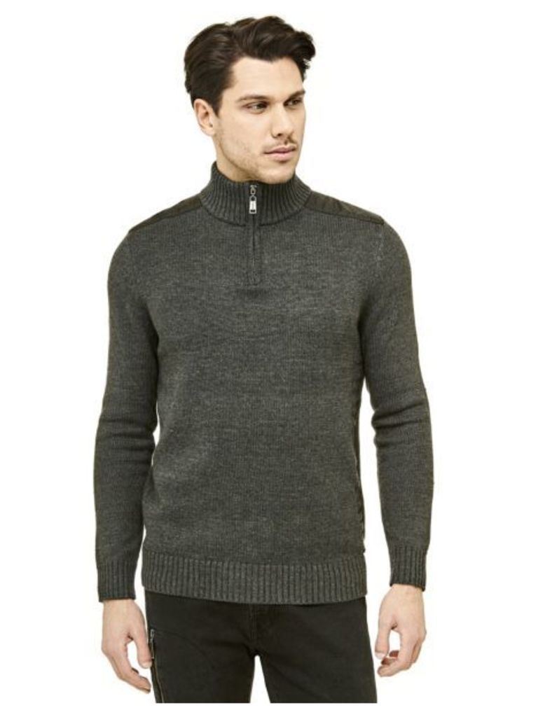 Guess High-Neck Sweater