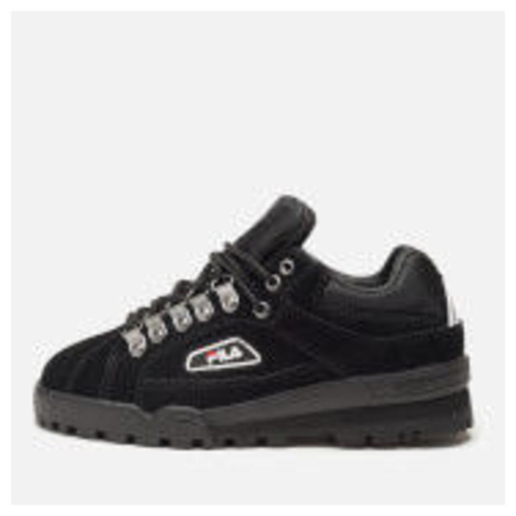 FILA Trail Blazer Trainers - Black/White
