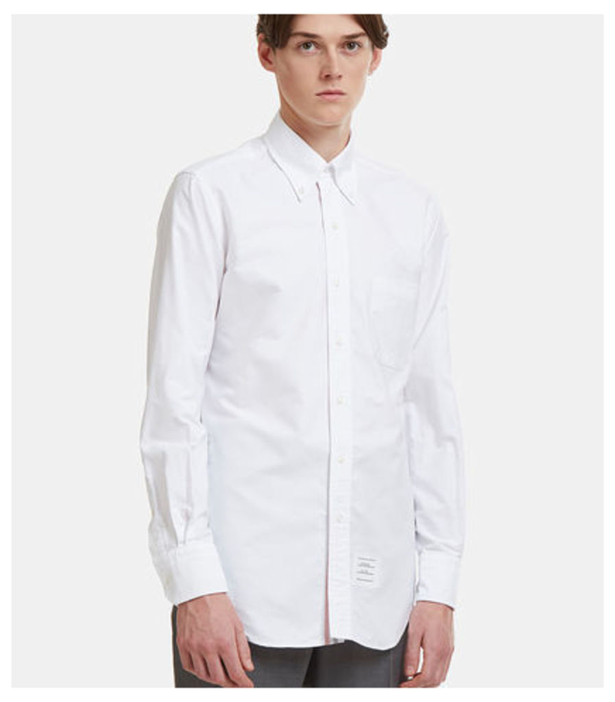 Button Down Collar Shirt