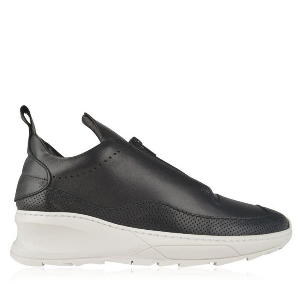 FILLING PIECES Steel Runner Trainers