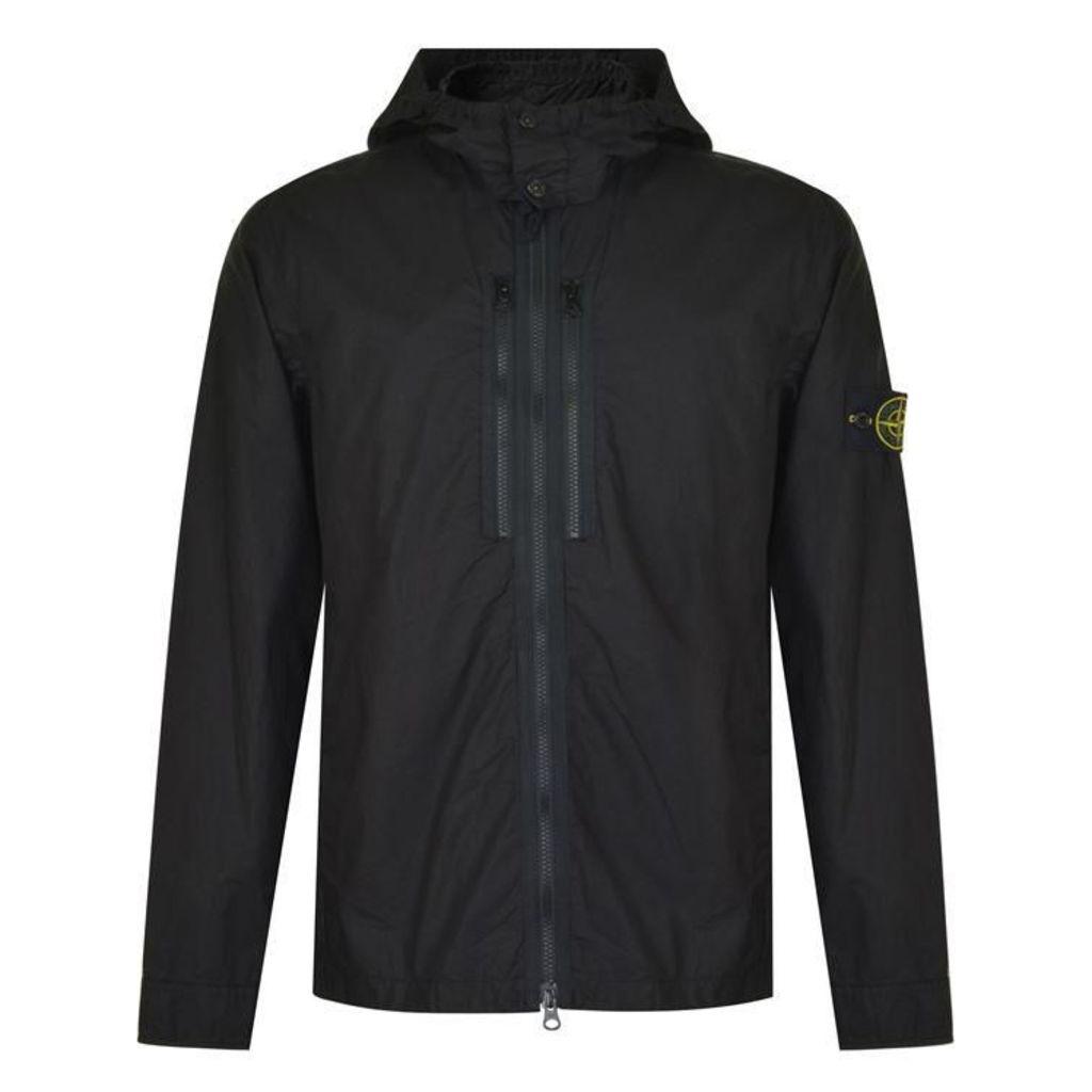 STONE ISLAND Tela Parachute Hooded Jacket