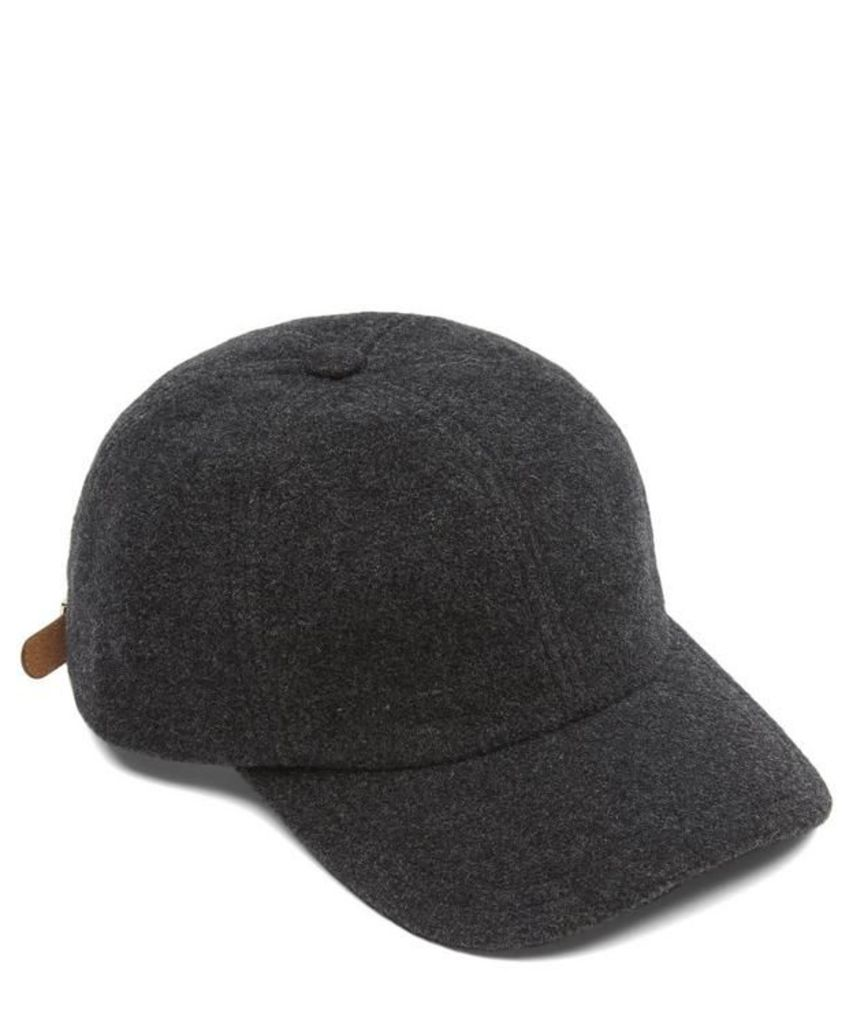 Fox Wool Cap