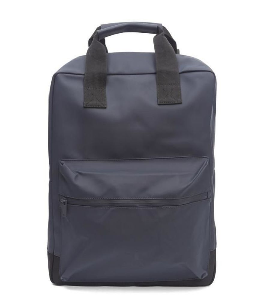 Protect your necessities in this waterproof backpack from Danish brand Rains.
