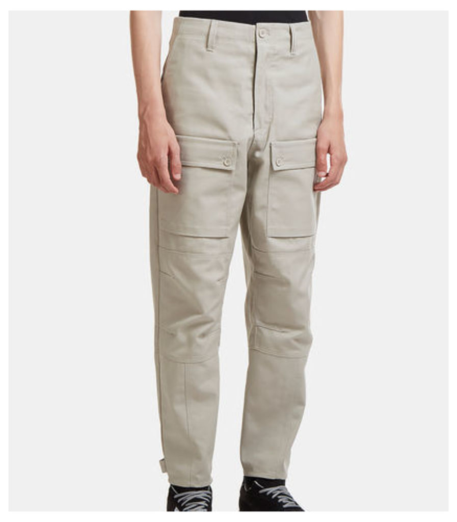 Abbi Twill Pocket Pants