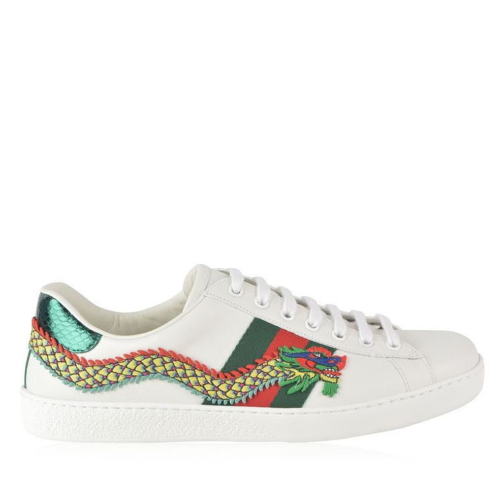 GUCCI New Ace Dragon Trainers