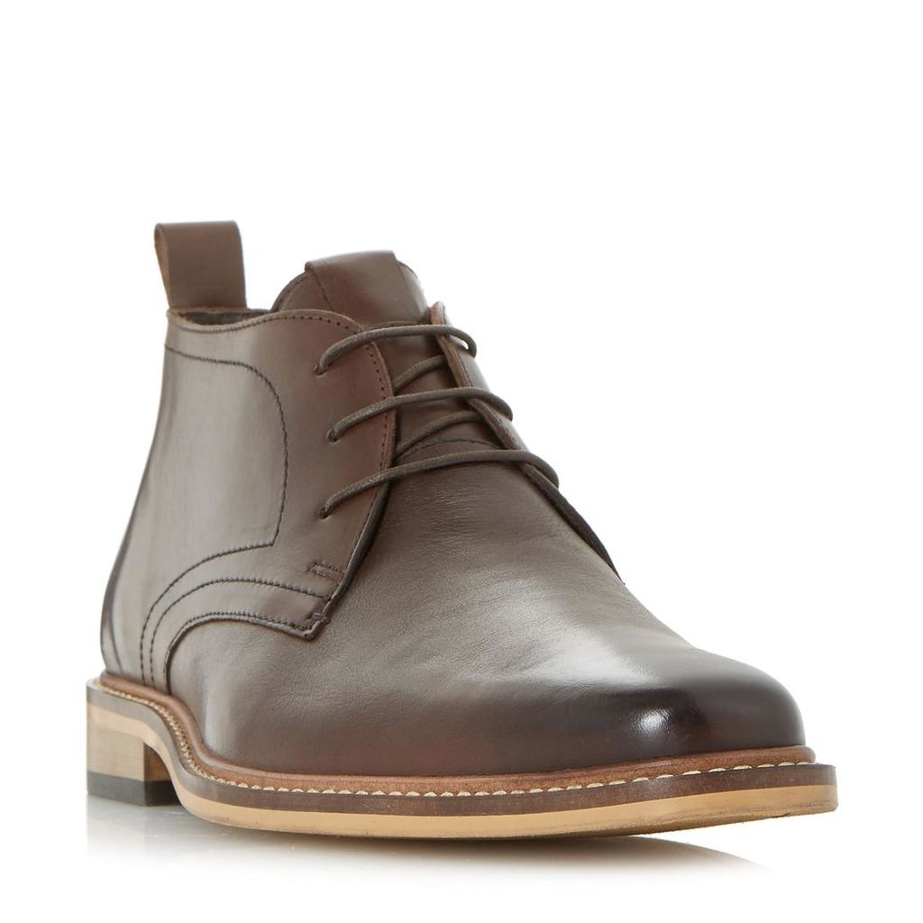 Malta Smart Lace Up Boot