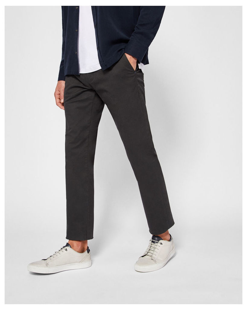 Ted Baker Classic fit chinos Dark Green