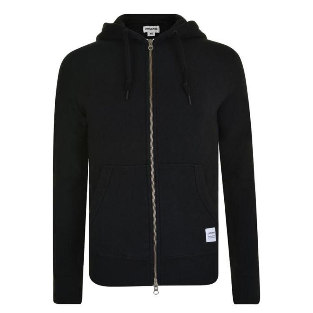 CONVERSE Zip Hooded Sweatshirt