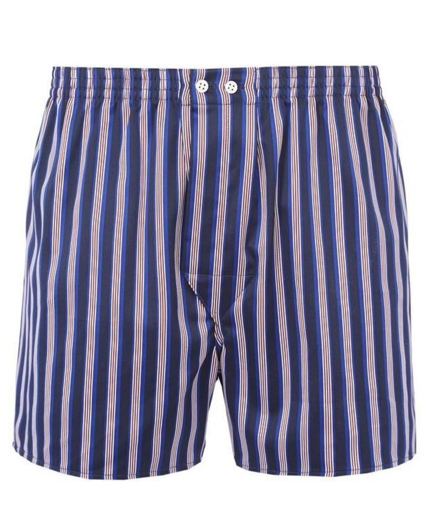 Barker Classic Cotton Boxer Shorts