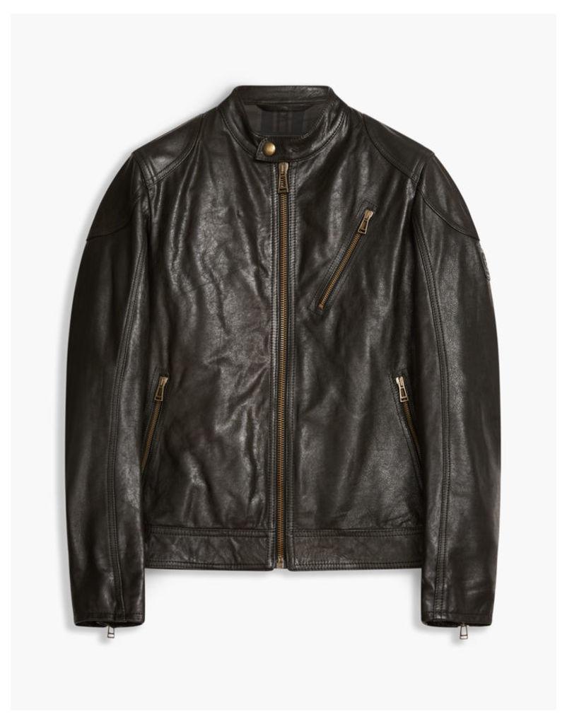 Belstaff Maxford 2.0 Blouson Jacket Black