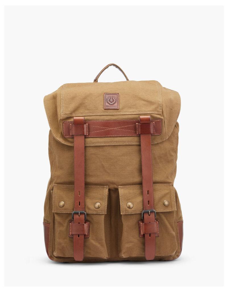 Belstaff Colonial Backpack Brown