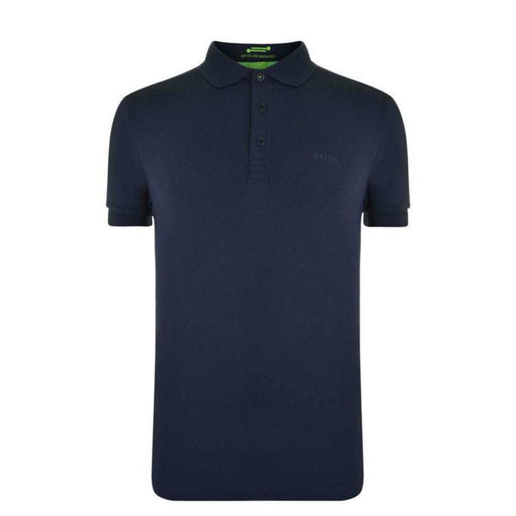 BOSS GREEN Logo Polo Shirt
