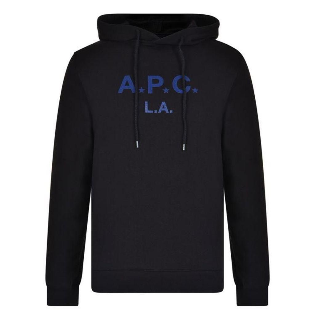 APC La Hooded Sweatshirt
