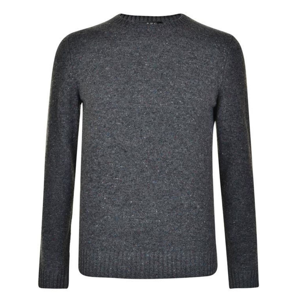 APC Pull Over Knitted Jumper