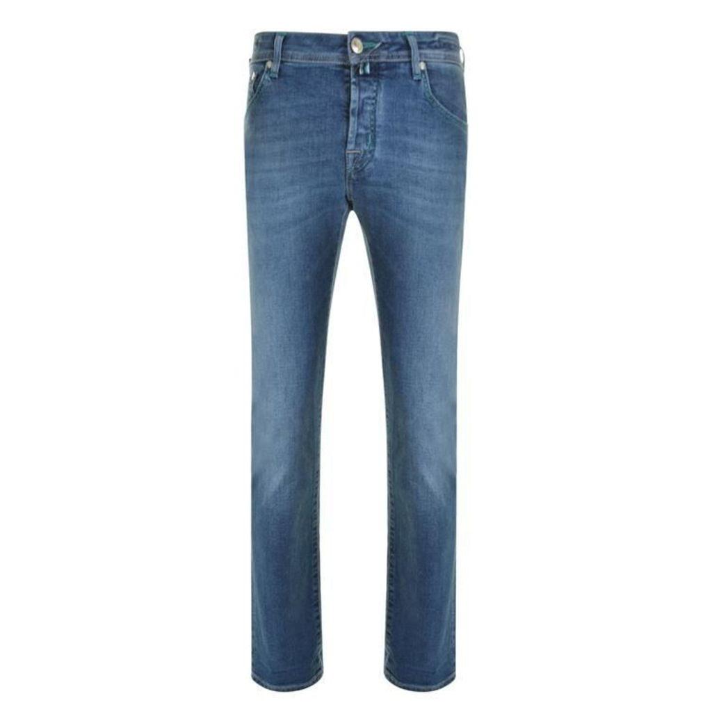 JACOB COHEN Badge Jeans