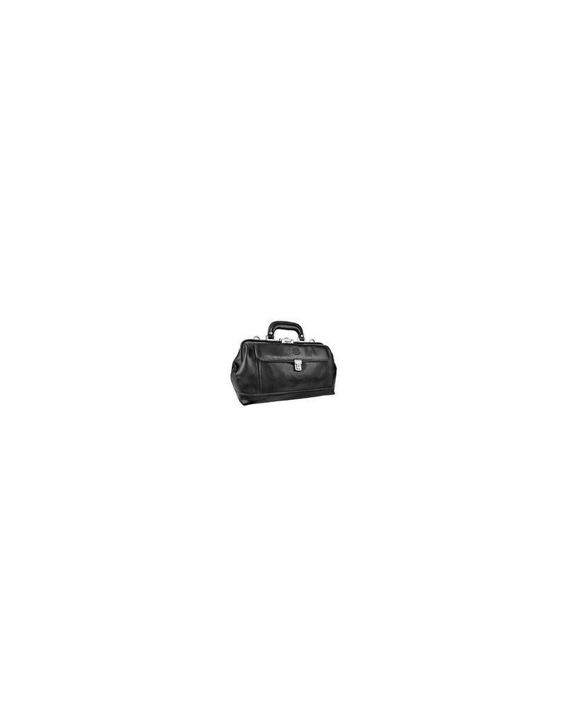 Chiarugi Briefcases, Genuine Italian Leather Doctor Bag
