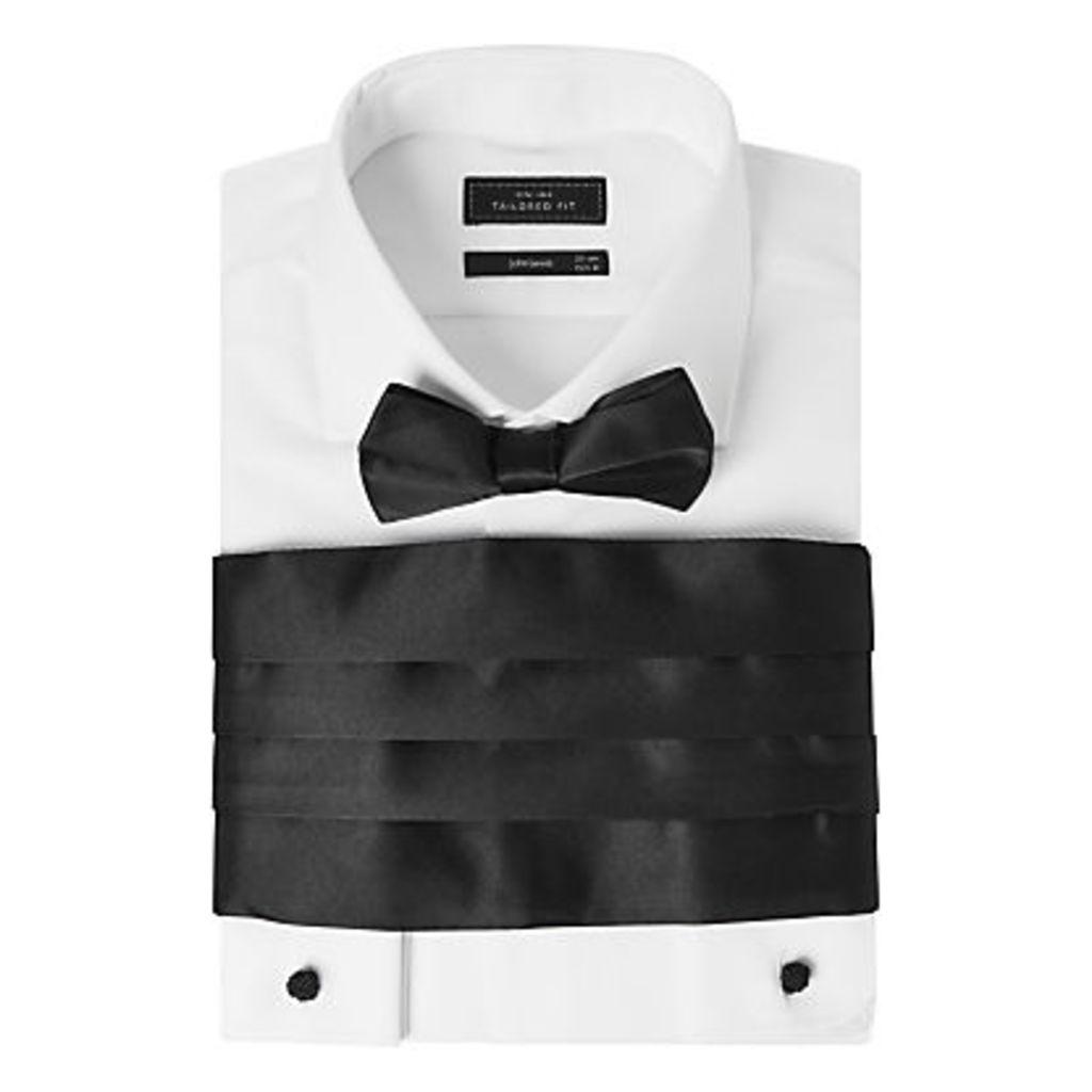John Lewis Marcella Tailored Shirt Dresswear Kit, White