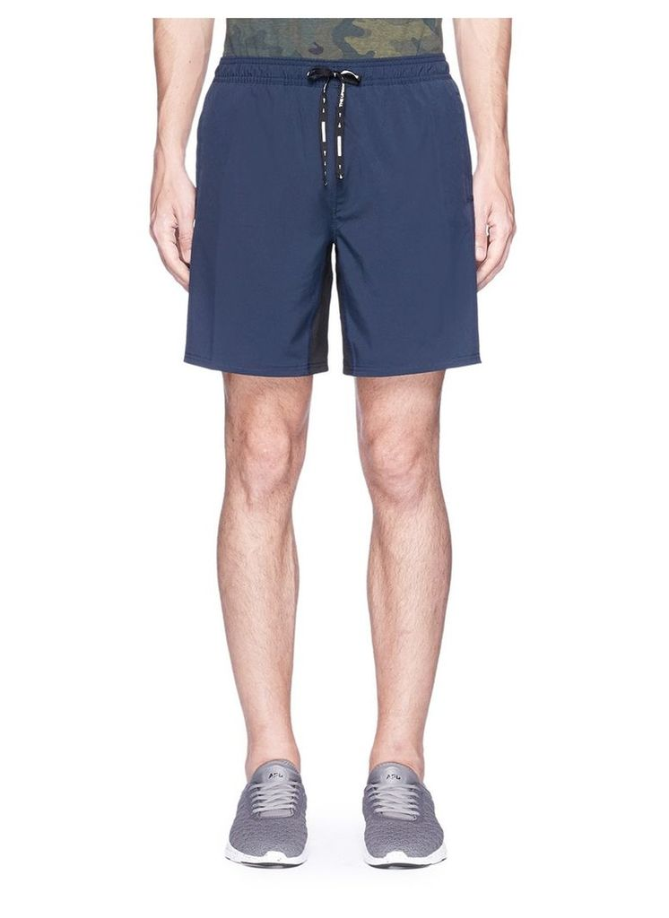 'Ultra' stretch track shorts