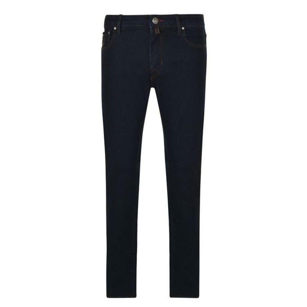 JACOB COHEN Rinse Slim Fit Jeans