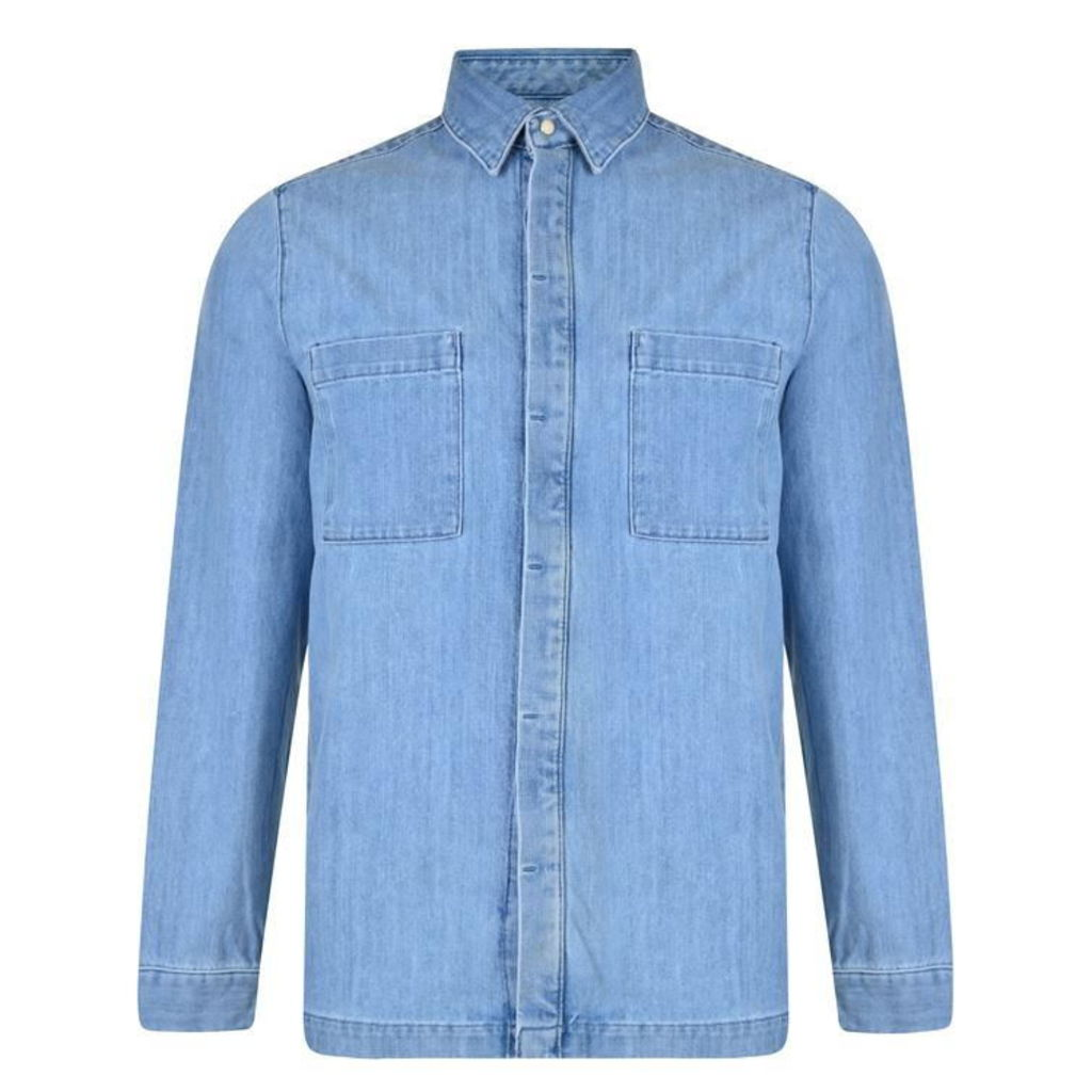 GANT RUGGER Denim Shirt