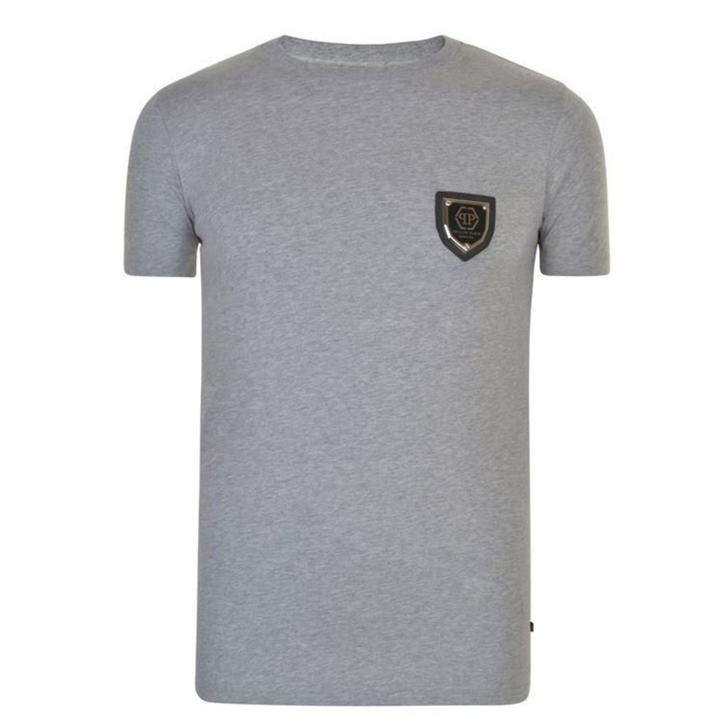 PHILIPP PLEIN Plated Logo T Shirt
