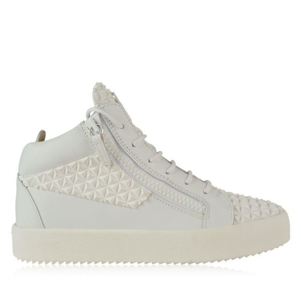 GIUSEPPE ZANOTTI Pyramid May Mid Top Trainers