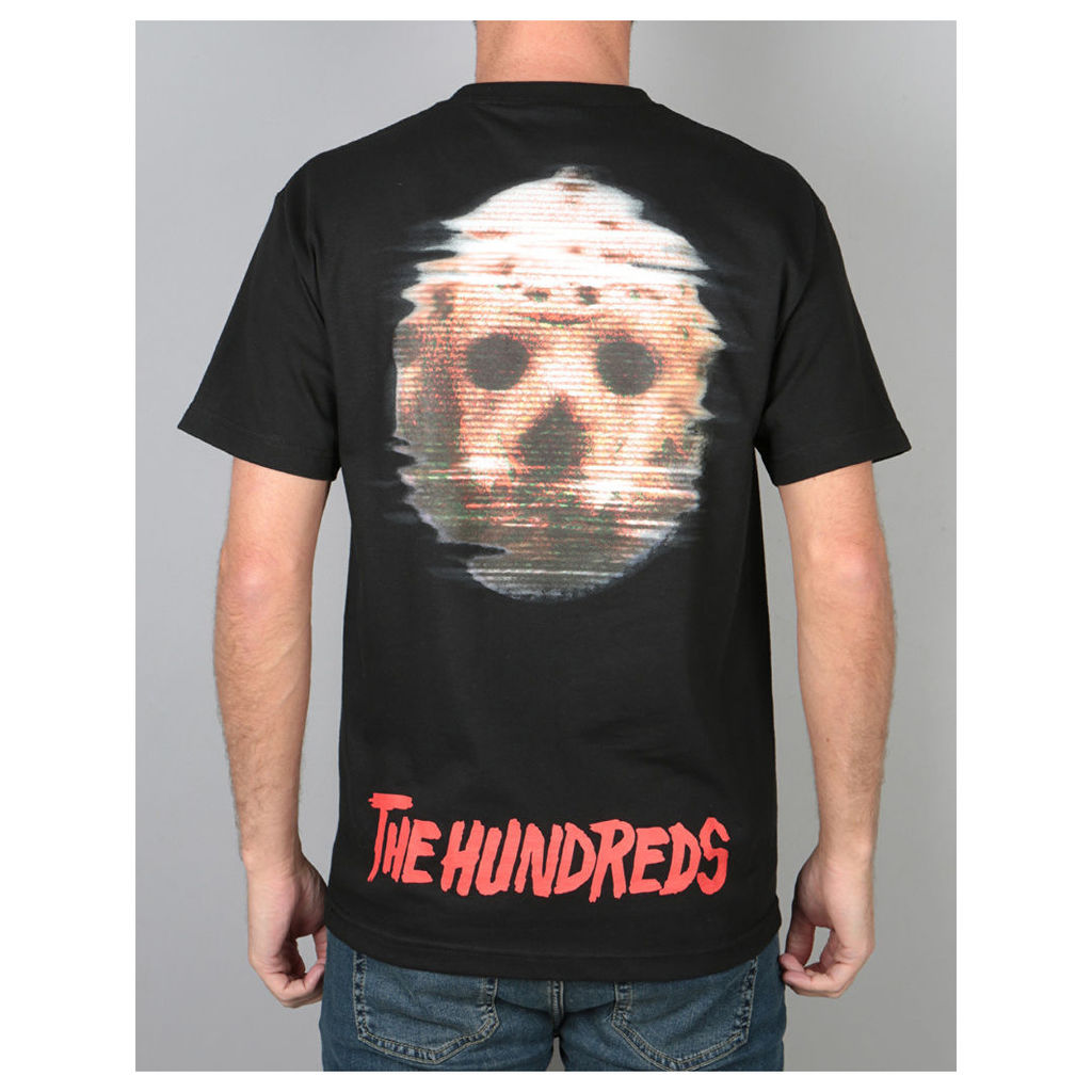 The Hundreds x Friday The 13th Mask T-Shirt - Black (L)
