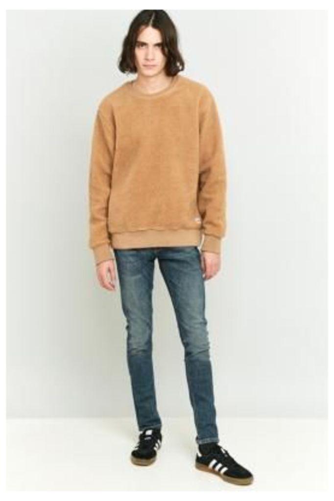 Nudie Jeans Skinny Lin Orange Tease Jeans, Indigo