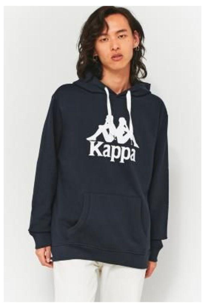 Kappa Loftus Navy Hoodie, Navy