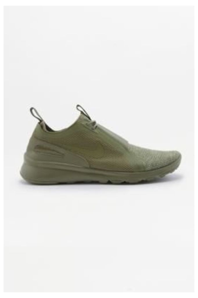 Nike Current Olive Slip-On Trainers, Olive
