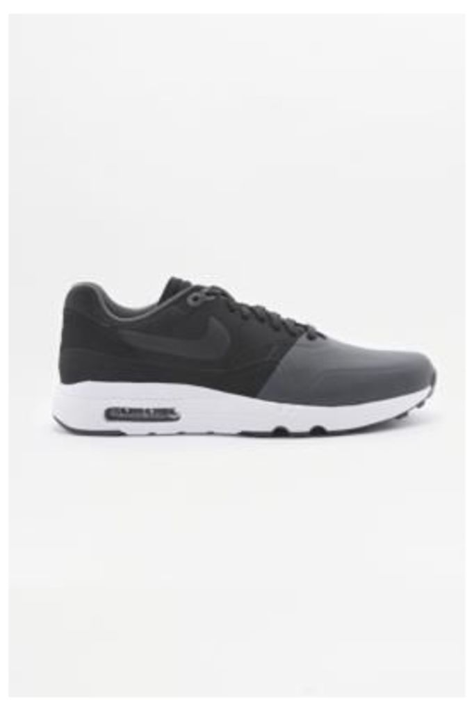 Nike Air Max 1 Ultra 2.0 Black Trainers, Black